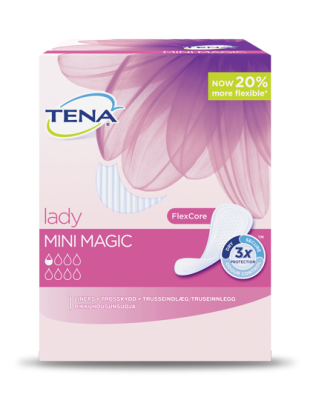 Inkont.vlož.TENA Lady Mini Magic 34ks